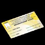 New Look…Membership Card